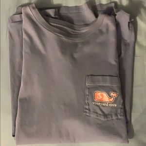 Vineyard Vines Shirt Sleeved Pocket Tee